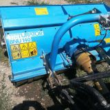 Trinciatrice  Triturator bnu140 nobili
