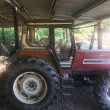 Trattore Fiat  1380 dt