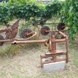 Ranghinatore  A 4 raggi acma macchine agricole