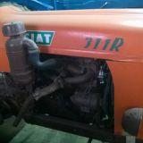 Trattore d'epoca Fiat 311 r gommato