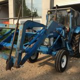 Trattore Ford  4610