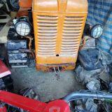 Trattore cingolato Fiat C 25
