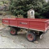 Rimorchio  4x2 silvercar