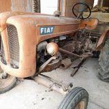 Trattore d'epoca Fiat 211/r