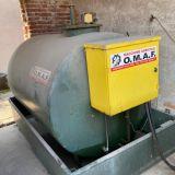 Cisterna gasolio  Savi 3000 litri
