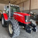 Trattore Massey fergusson  5465 dt dyna 4
