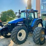 Trattore New holland  Ts115 dt