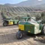 Macchina raccolta olive e piccoli frutti  speedy f32mnt semovente con pinza