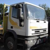 Camion 3 assi Fiat Iveco omb190e30