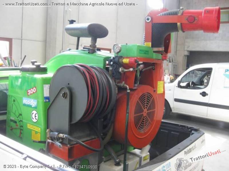 Foto Annuncio Unita autonoma integrale autotrasportata  - tifone linea citizen k300 - dl26-k300