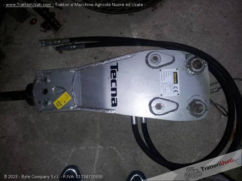 Foto Annuncio Martello demolitore  - tekna hf16