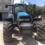 Foto 2 Trattore new holland - tm 150