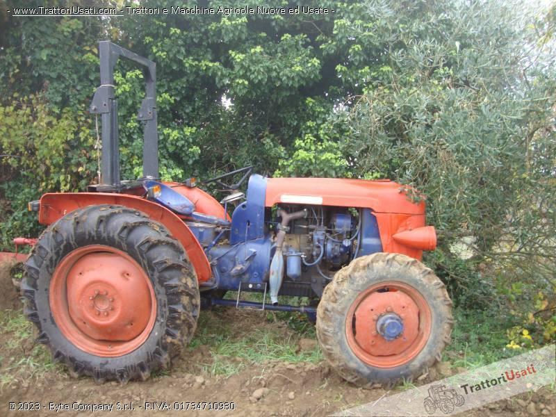 Trattore d 39 epoca same 250 for Vendita trattori usati lazio