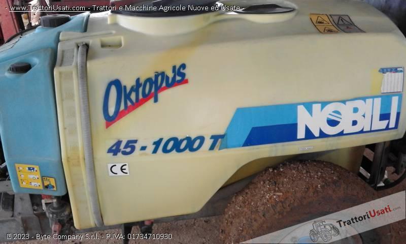Atomizzatore nobili octopus45 1000 for I nobili infissi opinioni