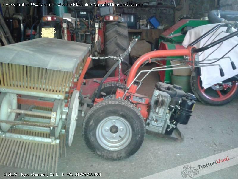 Motocoltivatore roteco magic roteco for Vendita trattori usati lazio