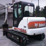 Foto 10 Miniescavatore  - 341 anno 2001 bobcat