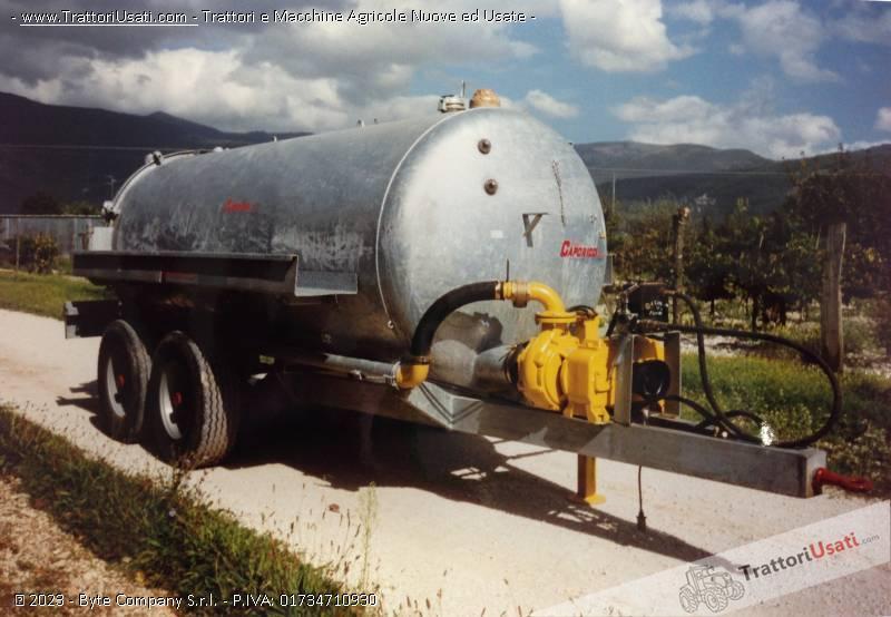 Foto Annuncio Botte a pressione atmosferica  - fc120ba caporicci