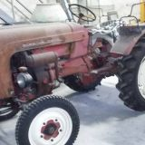 Foto 1 Trattore d'epoca porsche - junior 108 diesel monocilindro