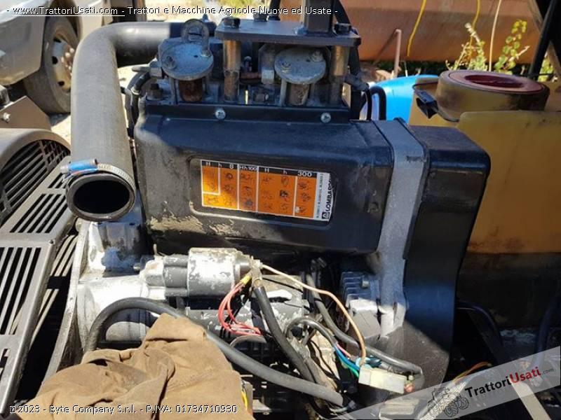 Foto Annuncio Motore lombardini - per trattore o motocompressore