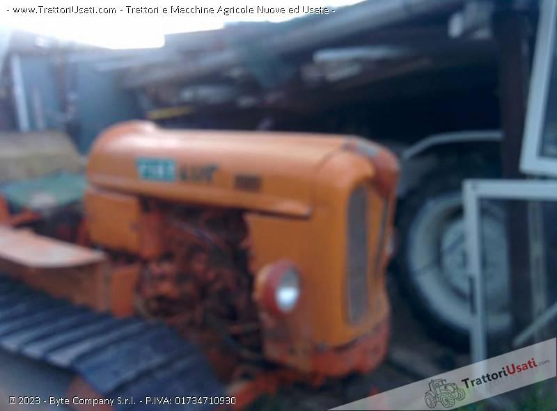 Foto Annuncio Trattore cingolato fiat - 352 c