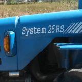 Foto 4 Trattore vigneto bcs - system 26 rs con trincia
