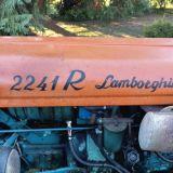 Foto 4 Trattore d'epoca lamborghini - 2241r