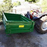 Foto 1 Cassone  - per trattore