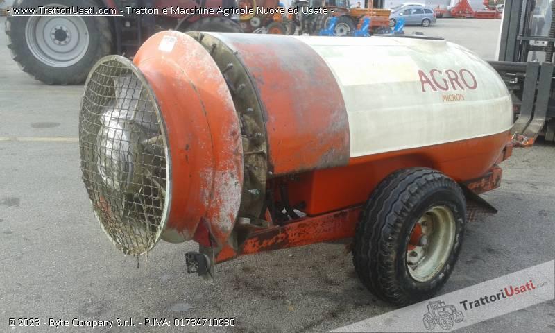 Foto Annuncio Atomizzatore  - micron lt 1500 agro