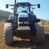 Foto 3 Trattore new holland - tm 190