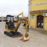 Foto 8 Mini escavatore  - 301.7d caterpillar