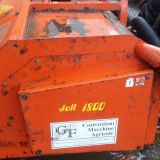 Foto 2 Macchina raccogli nocciole  - jolly 1800