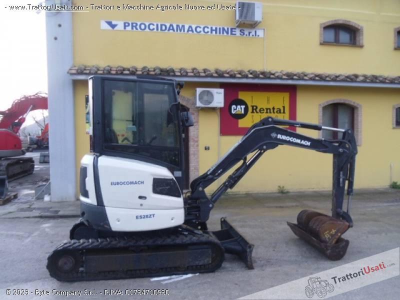 Foto Annuncio Escavatore  - ez28ts eurocomach