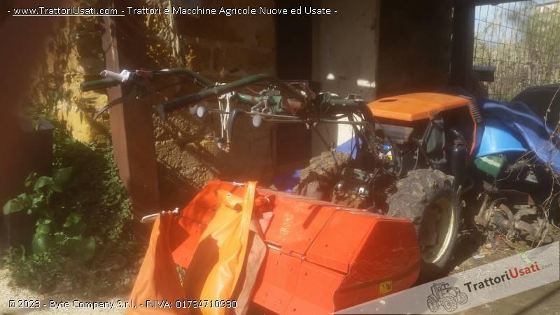 Foto Annuncio Motocoltivatore goldoni - 719