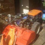 Foto 2 Motocoltivatore goldoni - 719