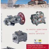 Foto 4 Pompe e motori a pistoni assiali  - oleodinamiche e motori oleodinamici taurasi