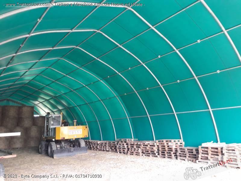 Foto Annuncio 2 tunnel  - anno 2014 con telo pvc