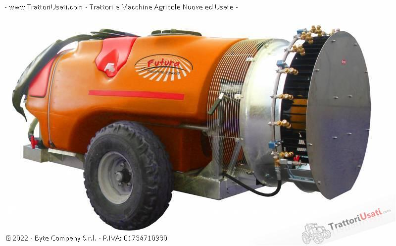 Foto Annuncio Atomizzatore  - vulcano plus futura macchine agricole