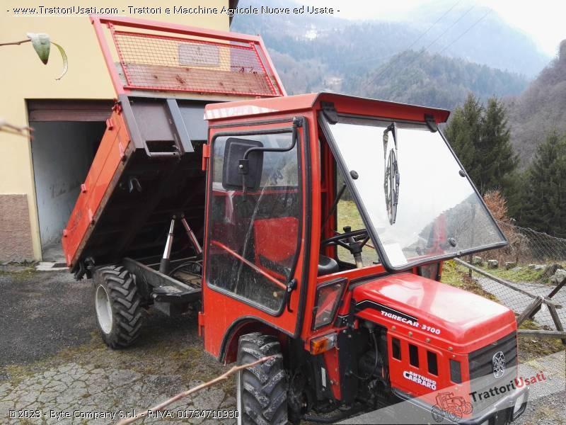 Foto motocoltivatore carraro tigrecar 3100 for Motocoltivatore carraro