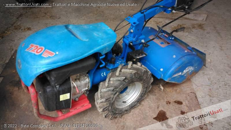 Motocoltivatore bcs 720 prezzo pasquali sb28 powersafe for Termostato baxi istruzioni