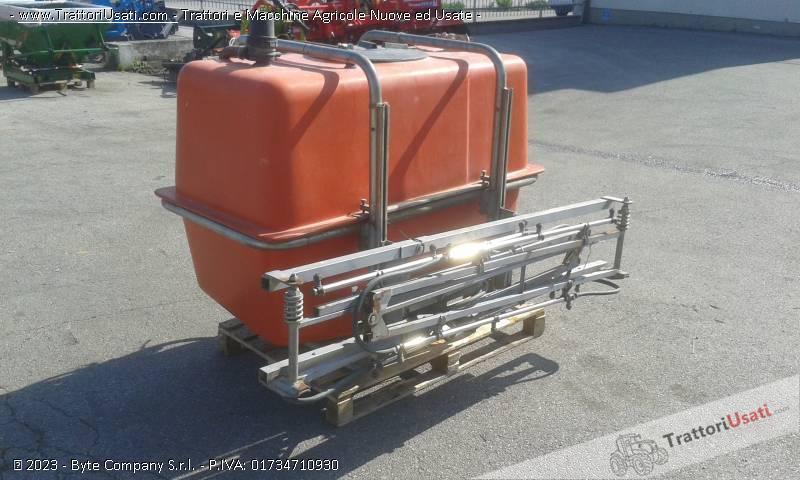 Foto Annuncio Gruppo portato  - lt 600-barra 10 mt