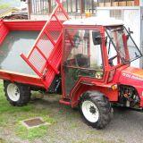 Foto 3 Transporter goldoni - transcar 33 cv ruote sterzanti