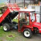 Foto 6 Transporter goldoni - transcar 33 cv ruote sterzanti
