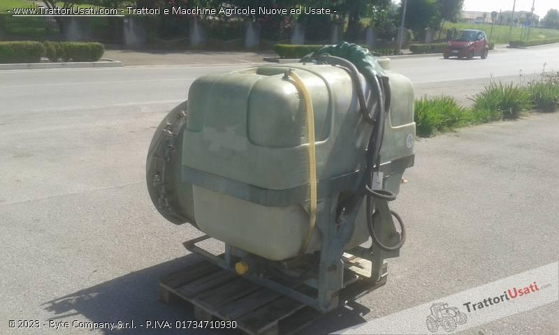 Foto Annuncio Atomizzatore  - lt 600.con lavamani europiave