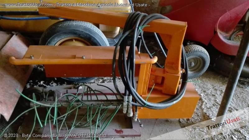 Foto Annuncio Spollonatrice  - auto costruita