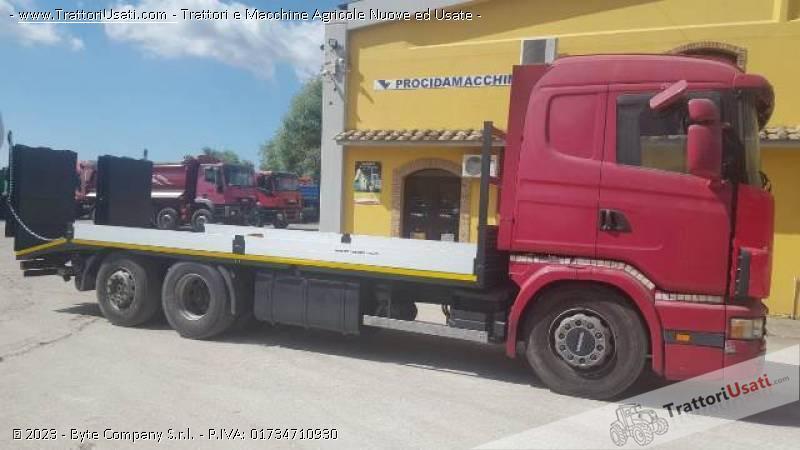 Foto Annuncio Scania  - r124-470