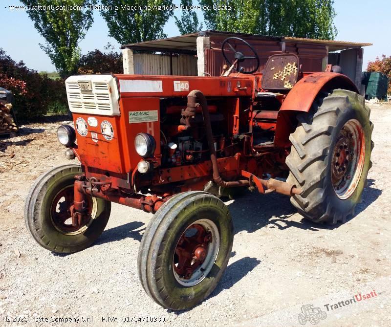 Foto Annuncio Trattore belarus - t40 hp 50 a mezza compressione con idroguida