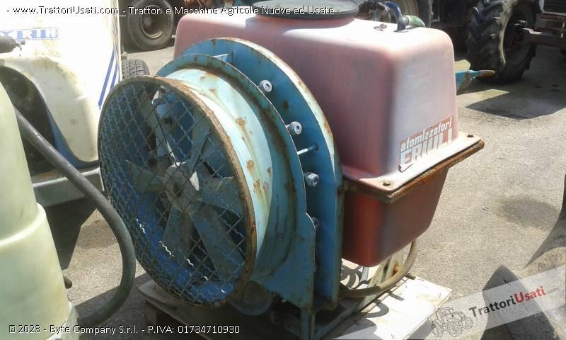 Foto Annuncio Atomizzatore  - portato lt 300 friuli