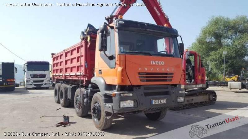 Foto Annuncio Iveco  - trakker ad340t44