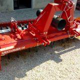 Foto 1 Erpice rotante  - mek farmer 120 breviglieri