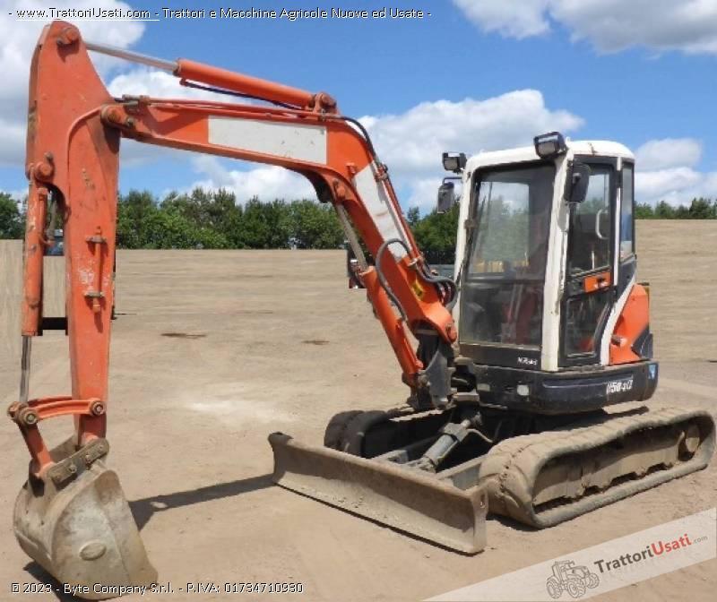 Foto Annuncio Escavatore kubota - u50-3